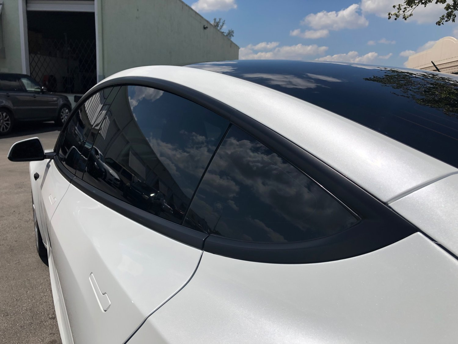 Window Tinting | MijnSignPartner.nl